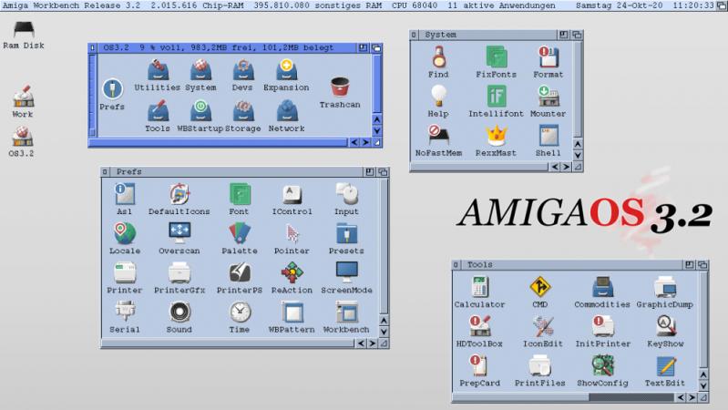 AmigaOS32