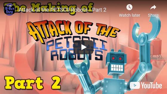 AttackOfThePetsciiRobots