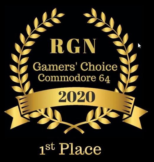 RGN C64 Award 2020