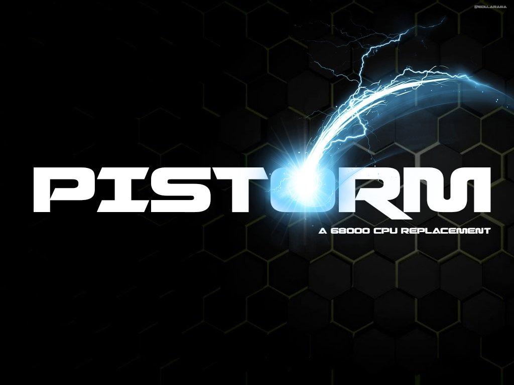 pistorm logo